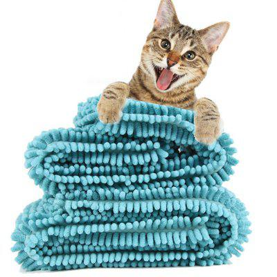 Lovoyager LVC1013 Fiber Snow Neil Pet Water Bath Towel