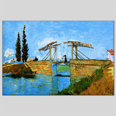 Hua Tuo OSR - 160775 Hoilding Style Oil Painting
