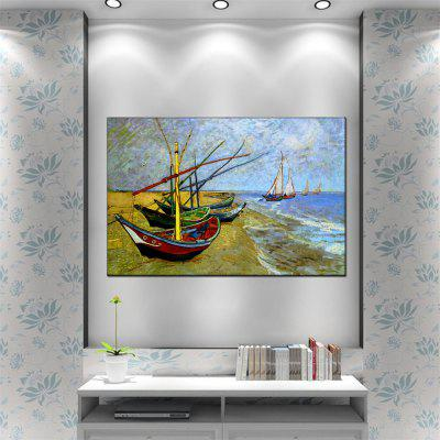 Hua Tuo Sailing Oil Painting 60 x 90CM OSR - 160776Oil Paintings<br>Hua Tuo Sailing Oil Painting 60 x 90CM OSR - 160776<br><br>Brand: Hua Tuo<br>Craft: Oil Painting<br>Form: One Panel<br>Material: Canvas<br>Package Contents: 1 x Oil Painting<br>Package size (L x W x H): 62.00 x 92.00 x 2.70 cm / 24.41 x 36.22 x 1.06 inches<br>Package weight: 1.0000 kg<br>Painting: Include Inner Frame<br>Product size (L x W x H): 60.00 x 90.00 x 2.50 cm / 23.62 x 35.43 x 0.98 inches<br>Product weight: 0.8000 kg<br>Shape: Horizontal Panoramic<br>Style: Oil Painting, European Style, Other<br>Subjects: Others<br>Suitable Space: Living Room,Bedroom,Dining Room,Office,Hotel,Cafes,Kids Room,Kids Room,Study Room / Office,Boys Room,Girls Room,Game Room