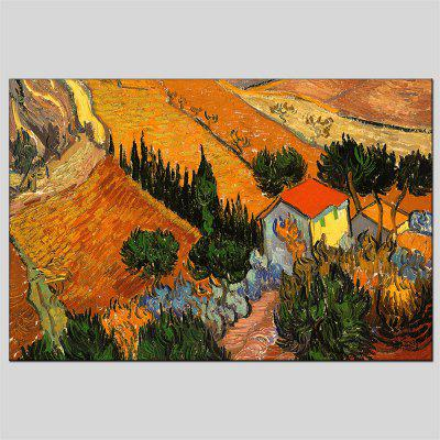 Hua Tuo Field Oil Painting Size 60 x 90CM OSR-160780
