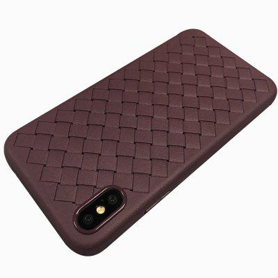 Weave Case For iPhone X LuxuryWeave Case For iPhone X  Luxury Ultra Thin Slim Back Cover Case For Capinhas Soft TPU CoquiPhone Cases/Covers<br>Weave Case For iPhone X LuxuryWeave Case For iPhone X  Luxury Ultra Thin Slim Back Cover Case For Capinhas Soft TPU Coqu<br><br>Compatible for Apple: iPhone X<br>Features: Back Cover<br>Material: TPU<br>Package Contents: 1 x Phone Case<br>Package size (L x W x H): 18.00 x 9.00 x 2.00 cm / 7.09 x 3.54 x 0.79 inches<br>Package weight: 0.0300 kg<br>Style: Stripe Pattern