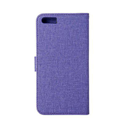 Wkae Solid Color Premium Jeans Cloth Texture Leather Pouch Case for Xiaomi 6 PlusCases &amp; Leather<br>Wkae Solid Color Premium Jeans Cloth Texture Leather Pouch Case for Xiaomi 6 Plus<br><br>Compatible Model: Xiaomi 6 Plus<br>Features: Cases with Stand, With Credit Card Holder<br>Mainly Compatible with: Xiaomi<br>Material: TPU, PU Leather<br>Package Contents: 1 x Phone Case<br>Package size (L x W x H): 18.00 x 10.00 x 4.00 cm / 7.09 x 3.94 x 1.57 inches<br>Package weight: 0.1000 kg<br>Product weight: 0.0500 kg<br>Style: Vintage