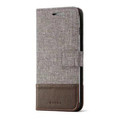 MUXMA Mixed Colors Cross Lines Retro Leather Case for iPhone 6 Plus / 6s PlusiPhone Cases/Covers<br>MUXMA Mixed Colors Cross Lines Retro Leather Case for iPhone 6 Plus / 6s Plus<br><br>Compatible for Apple: iPhone 6 Plus, iPhone 6S Plus<br>Features: Cases with Stand, With Credit Card Holder<br>Material: TPU, PU Leather<br>Package Contents: 1 x Phone Case<br>Package size (L x W x H): 18.00 x 10.00 x 4.00 cm / 7.09 x 3.94 x 1.57 inches<br>Package weight: 0.1000 kg<br>Product weight: 0.0550 kg<br>Style: Vintage