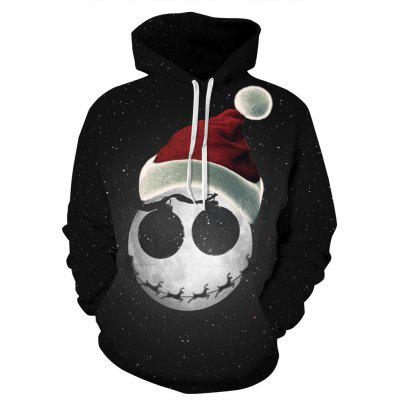 Men's Hoodie Chic Casual Cool Hooded Sports Tops