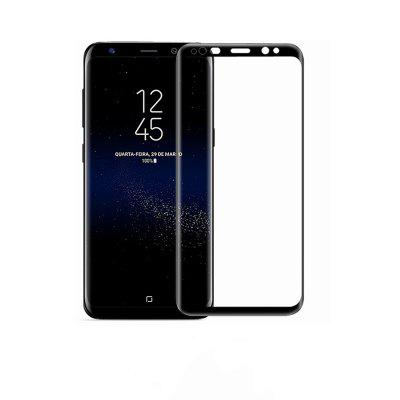 Black 3D Curved Toughened Membrane for Samsung Note 8