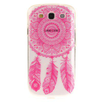 Rose Bell Soft Clear IMD TPU Phone Casing Mobile Smartphone Cover Shell Case for Samsung S3 I9300Cases &amp; Leather<br>Rose Bell Soft Clear IMD TPU Phone Casing Mobile Smartphone Cover Shell Case for Samsung S3 I9300<br><br>Compatible Model: Samsung S3 I9300<br>Features: Back Cover, Anti-knock<br>Material: TPU<br>Package Contents: 1 x Phone Case<br>Package size (L x W x H): 17.00 x 7.00 x 1.00 cm / 6.69 x 2.76 x 0.39 inches<br>Package weight: 0.0110 kg<br>Product Size(L x W x H): 16.00 x 6.00 x 1.00 cm / 6.3 x 2.36 x 0.39 inches<br>Product weight: 0.0100 kg<br>Style: Pattern