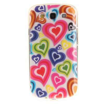 Color of Love Soft Clear IMD TPU Phone Casing Mobile Smartphone Cover Shell Case for Samsung S3 I9300Cases &amp; Leather<br>Color of Love Soft Clear IMD TPU Phone Casing Mobile Smartphone Cover Shell Case for Samsung S3 I9300<br><br>Compatible Model: Samsung S3 I9300<br>Features: Back Cover, Anti-knock<br>Material: TPU<br>Package Contents: 1 x Phone Case<br>Package size (L x W x H): 17.00 x 7.00 x 1.00 cm / 6.69 x 2.76 x 0.39 inches<br>Package weight: 0.0111 kg<br>Product Size(L x W x H): 16.00 x 6.00 x 1.00 cm / 6.3 x 2.36 x 0.39 inches<br>Product weight: 0.0100 kg<br>Style: Pattern