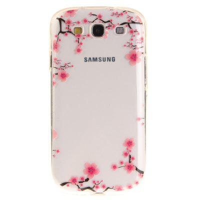 Up and Down The Plum Blossom Soft Clear IMD TPU Phone Casing Mobile Smartphone Cover Shell Case for Samsung S3 I9300Cases &amp; Leather<br>Up and Down The Plum Blossom Soft Clear IMD TPU Phone Casing Mobile Smartphone Cover Shell Case for Samsung S3 I9300<br><br>Compatible Model: Samsung S3 I9300<br>Features: Back Cover, Anti-knock<br>Material: TPU<br>Package Contents: 1 x Phone Case<br>Package size (L x W x H): 17.00 x 7.00 x 1.00 cm / 6.69 x 2.76 x 0.39 inches<br>Package weight: 0.0110 kg<br>Product Size(L x W x H): 16.00 x 6.00 x 1.00 cm / 6.3 x 2.36 x 0.39 inches<br>Product weight: 0.0100 kg<br>Style: Pattern