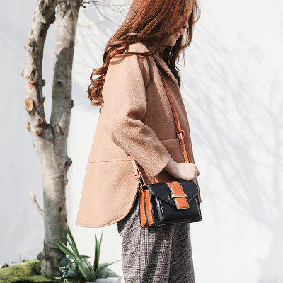 The Pallet Retro Small Square Bag with BagCrossbody Bags<br>The Pallet Retro Small Square Bag with Bag<br><br>Closure Type: Hasp<br>Gender: For Women<br>Handbag Type: Crossbody bag<br>Hardness: Soft<br>Main Material: PU<br>Occasion: Versatile<br>Package Contents: 1 x Cross-body Bag<br>Package size (L x W x H): 16.50 x 9.00 x 13.50 cm / 6.5 x 3.54 x 5.31 inches<br>Package weight: 0.5000 kg<br>Pattern Type: Patchwork<br>Style: Fashion
