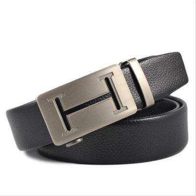 Men's Personality Hollowed Out Leisure Business Belt