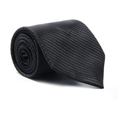 Fashion Accessory Men's Business Necktie Casual All Match Smooth Tie