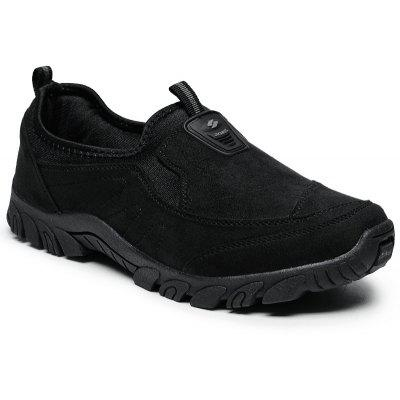 Anti-Skid Middle-Aged Men'S Casual Low-Cut Shoes