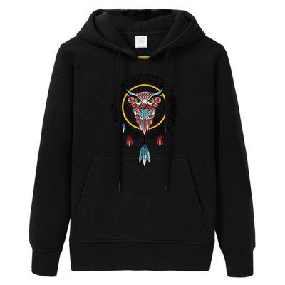 2017Men's Multi-color And Trend Hoodie