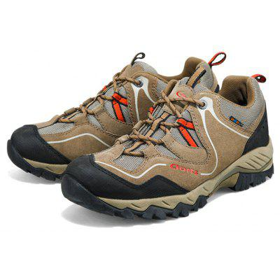 Men Hiking Genuine Leather Waterproof Outdoor Trekking Rubber Sport SneakersAthletic Shoes<br>Men Hiking Genuine Leather Waterproof Outdoor Trekking Rubber Sport Sneakers<br><br>Available Size: 39?40?41?42?43?44<br>Closure Type: Lace-Up<br>Feature: Waterproof<br>Gender: For Men<br>Insole Material: EVA<br>Outsole Material: Rubber<br>Package Contents: 1 X shoes pair<br>Package Size(L x W x H): 28.50 x 23.50 x 11.50 cm / 11.22 x 9.25 x 4.53 inches<br>Package weight: 1.0000 kg<br>Pattern Type: Others<br>Product Size(L x W x H): 28.50 x 23.50 x 11.50 cm / 11.22 x 9.25 x 4.53 inches<br>Product weight: 1.0000 kg<br>Season: Spring/Fall<br>Shoe Width: Medium(B/M)<br>Upper Material: Genuine Leather