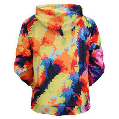 Mens 3D Oil Color Lion Printing HoodieMens Hoodies &amp; Sweatshirts<br>Mens 3D Oil Color Lion Printing Hoodie<br><br>Material: Polyester<br>Package Contents: 1 x Hoodie<br>Shirt Length: Regular<br>Sleeve Length: Full<br>Style: Casual<br>Weight: 0.5000kg