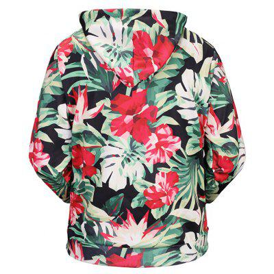 Mens Fashion 3D Floral Printed HoodieMens Hoodies &amp; Sweatshirts<br>Mens Fashion 3D Floral Printed Hoodie<br><br>Material: Polyester<br>Package Contents: 1 x Hoodie<br>Shirt Length: Regular<br>Sleeve Length: Full<br>Style: Casual<br>Weight: 0.5000kg