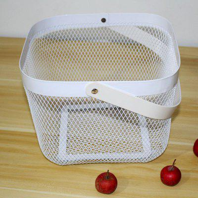 Iron Art Belt Tip-Wire Merchandise Basket