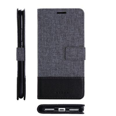 MUXMA Pure Color Retro Canvas Texture PU Leather Case Cover for Redmi Note 5ACases &amp; Leather<br>MUXMA Pure Color Retro Canvas Texture PU Leather Case Cover for Redmi Note 5A<br><br>Compatible Model: Redmi Note 5A<br>Features: Full Body Cases, Cases with Stand, With Credit Card Holder, Anti-knock, Dirt-resistant<br>Material: Textile, TPU, PU Leather<br>Package Contents: 1 x Phone Case<br>Package size (L x W x H): 20.00 x 10.00 x 3.00 cm / 7.87 x 3.94 x 1.18 inches<br>Package weight: 0.0520 kg<br>Product weight: 0.0460 kg<br>Style: Vintage, Stripe Pattern
