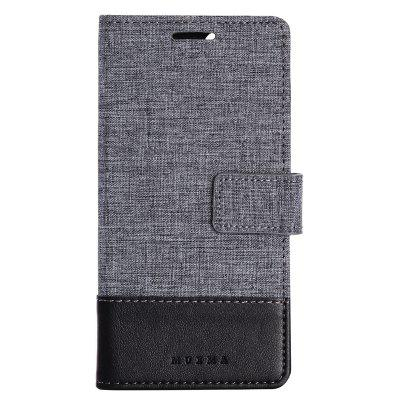 MUXMA Pure Color Retro Canvas Texture PU Leather Case Cover for Xiaomi 6Cases &amp; Leather<br>MUXMA Pure Color Retro Canvas Texture PU Leather Case Cover for Xiaomi 6<br><br>Compatible Model: Xiaomi 6<br>Features: Full Body Cases, Cases with Stand, With Credit Card Holder, Anti-knock, Dirt-resistant<br>Mainly Compatible with: Xiaomi<br>Material: Textile, TPU, PU Leather<br>Package Contents: 1 x Phone Case<br>Package size (L x W x H): 20.00 x 10.00 x 3.00 cm / 7.87 x 3.94 x 1.18 inches<br>Package weight: 0.0520 kg<br>Product weight: 0.0460 kg<br>Style: Vintage, Stripe Pattern