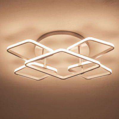 X8892 - 84W - WJ Promise Dimmable Post-Modern Minimalist Ceiling Lamp AC 220V