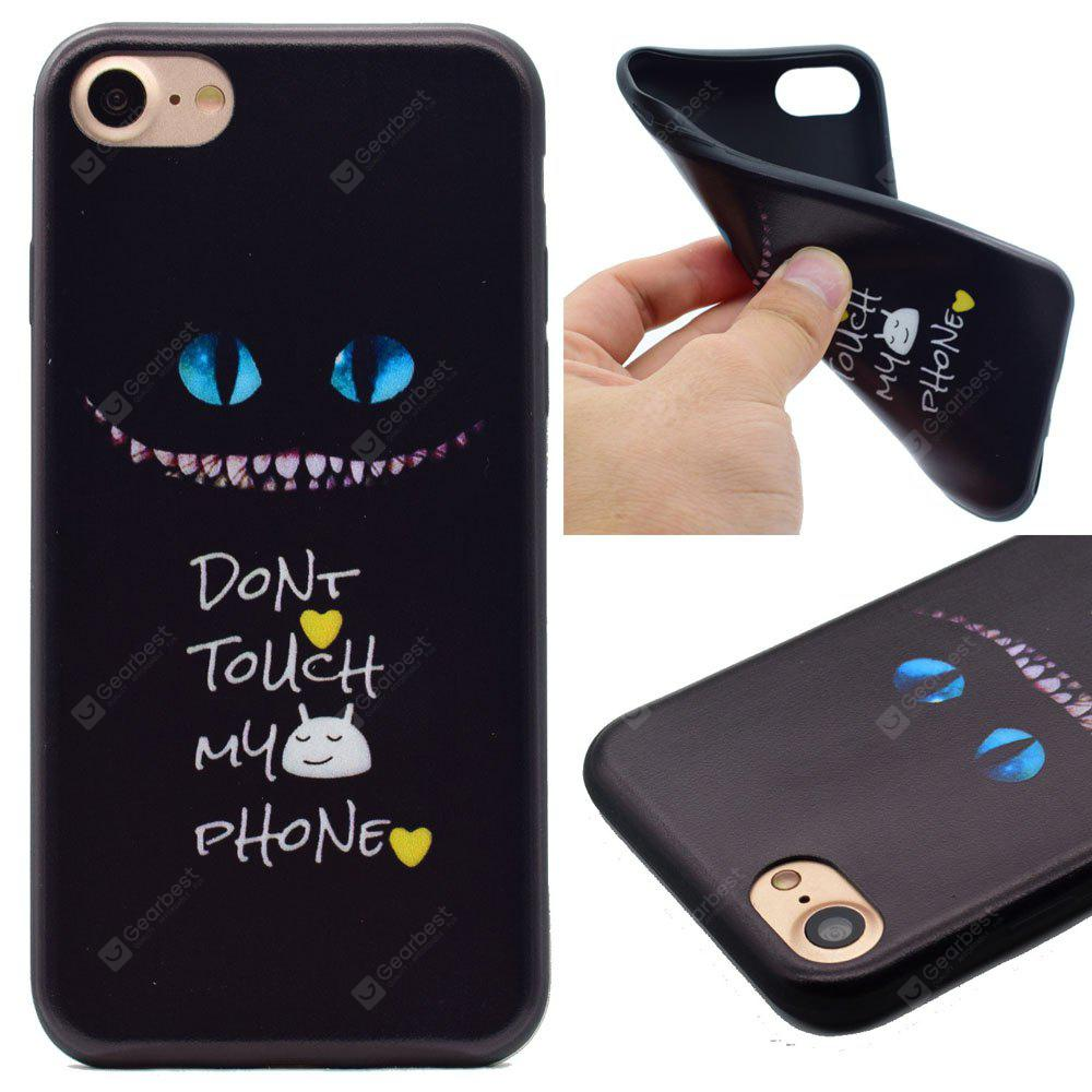 Pet Cat Pattern TPU Soft Case para iPhone 7/8