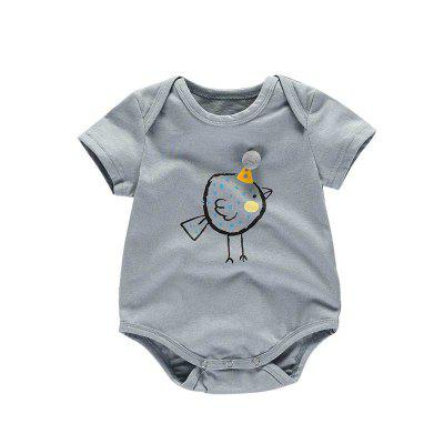 TAOQIMAIDOU Baby Clothes Summer Newborn Boy Girl Pagliaccetto MD170X028