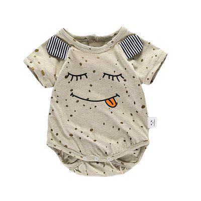 TAOQIMAIDOU Baby Clothes Summer Newborn Boy Girl Pagliaccetto MD170X052