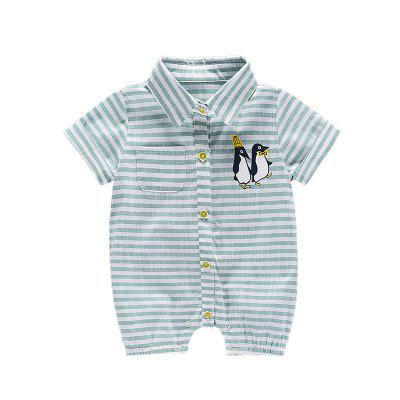 TAOQIMAIDOU Baby Clothes Summer Newborn Boy Girl Pagliaccetto MD170X018