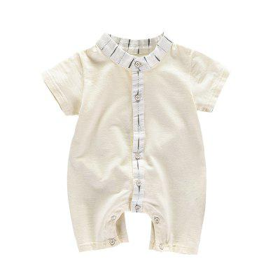 TAOQIMAIDOU Aby Clothes Summer Newborn Boy Girl Pagliaccetto MD170X044