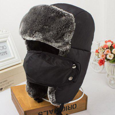 Unisex Fur Hat For Cold Weather