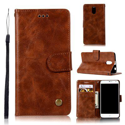 Extravagant Retro Fashion Flip Leather Case PU Wallet Case For Lenovo Vibe P1m P1ma40 5.0 Inch Case Phone Bag with Stand