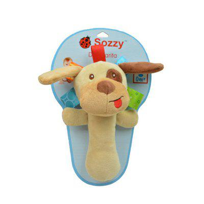 Sozzy Multi - Functional Baby Animal Hand - Cranked Hand - Shaped Bar