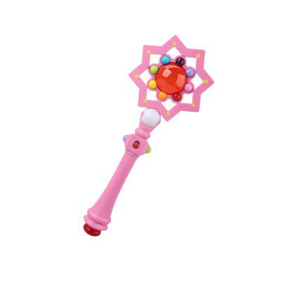 Magic Wand of Small Flower ImmortalsClassic Toys<br>Magic Wand of Small Flower Immortals<br><br>Age: Above 3 Years<br>Material: Plastic<br>Package Contents: 1 x set of Magic wand suit<br>Package size (L x W x H): 37.50 x 28.00 x 6.00 cm / 14.76 x 11.02 x 2.36 inches<br>Package weight: 0.7000 kg