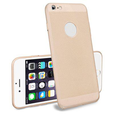 Ultra-thin Heat Dissipation Ventilation Mesh Grid Hard PC Cover Case for Iphone 8/7iPhone Cases/Covers<br>Ultra-thin Heat Dissipation Ventilation Mesh Grid Hard PC Cover Case for Iphone 8/7<br><br>Features: Back Cover, Button Protector<br>Material: PC<br>Package Contents: 1 x Phone Case<br>Package size (L x W x H): 16.00 x 8.00 x 2.00 cm / 6.3 x 3.15 x 0.79 inches<br>Package weight: 0.0230 kg<br>Product size (L x W x H): 14.00 x 6.80 x 1.30 cm / 5.51 x 2.68 x 0.51 inches<br>Product weight: 0.0180 kg<br>Style: Ultra Slim, Grid Pattern