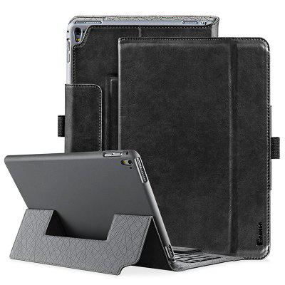 Benuo for iPad Pro 9.7 Keyboard Case Benuo Premium Faux Leather Case with Stand/Pencil Holder/Folio Bluetooth Keyboard Case