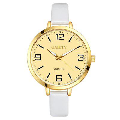 GAIETY G227 Women Leather Watch