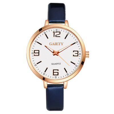 GAIETY G228 Women Leather Watch