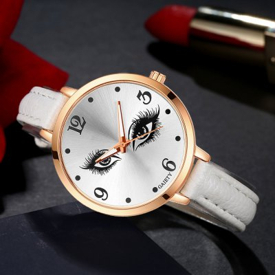 GAIETY G319 Women Fashion Leather WatchWomens Watches<br>GAIETY G319 Women Fashion Leather Watch<br><br>Band material: PU<br>Band size: 21.5 x 1 CM<br>Case material: Metal<br>Clasp type: Pin buckle<br>Dial size: 3.5 x 3.5 x 0.7 CM<br>Display type: Analog<br>Movement type: Quartz watch<br>Package Contents: 1 x Watch<br>Package size (L x W x H): 25.00 x 4.50 x 1.00 cm / 9.84 x 1.77 x 0.39 inches<br>Package weight: 0.0300 kg<br>Product size (L x W x H): 21.50 x 3.50 x 0.70 cm / 8.46 x 1.38 x 0.28 inches<br>Product weight: 0.0240 kg<br>Shape of the dial: Round<br>Watch mirror: Mineral glass<br>Watch style: Childlike, Fashion, Casual<br>Watches categories: Women,Female table<br>Water resistance: No