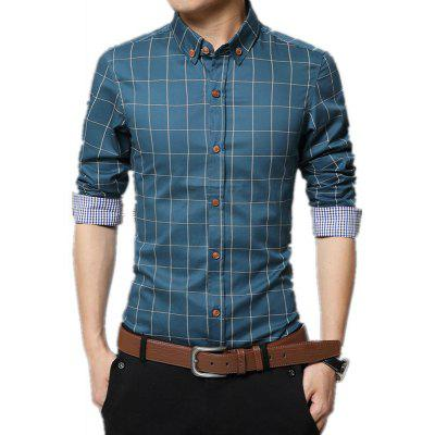 Long Sleeved Casual Shirt for Men