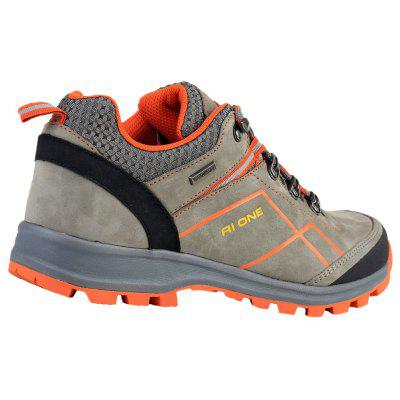 Aione Mens Outdoor Waterproof Shoes