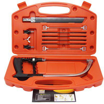 Multifunction Magic Saw DIY Hand Saws Woodworking Saw Set Cutting Metal Wood Glass Plastic Rubber with replacement BladeGarden Decking<br>Multifunction Magic Saw DIY Hand Saws Woodworking Saw Set Cutting Metal Wood Glass Plastic Rubber with replacement Blade<br><br>Package Contents: 1 x Magic Saw Set<br>Package size (L x W x H): 33.00 x 16.00 x 4.00 cm / 12.99 x 6.3 x 1.57 inches<br>Package weight: 0.7000 kg<br>Product size (L x W x H): 27.00 x 11.00 x 2.00 cm / 10.63 x 4.33 x 0.79 inches<br>Product weight: 0.5000 kg