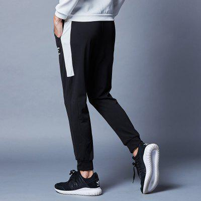 MenS Solid Color 3D Printed Beam Foot Sports and Leisure PantsMens Pants<br>MenS Solid Color 3D Printed Beam Foot Sports and Leisure Pants<br><br>Closure Type: Elastic Waist<br>Elasticity: Micro-elastic<br>Fabric Type: Herringbone<br>Fit Type: Skinny<br>Length: Normal<br>Material: Polyester, Spandex<br>Package Contents: 1x pants<br>Package size (L x W x H): 1.00 x 1.00 x 1.00 cm / 0.39 x 0.39 x 0.39 inches<br>Package weight: 0.3000 kg<br>Pant Style: Pencil Pants<br>Pattern Type: Print<br>Style: Casual<br>Waist Type: Mid