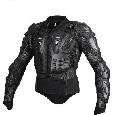 Motorcycle Bike Armor Body Armor Outdoor Sports Protective Clothing Cross-Country ArmorMotorcycle Clothing<br>Motorcycle Bike Armor Body Armor Outdoor Sports Protective Clothing Cross-Country Armor<br><br>Accessories type: Safety Protector<br>Brand: PRO-BIKER<br>Color: Black,Red<br>Function: Breathable, Windproof<br>Gender: Universal<br>Material: PE<br>Package Contents: 1 x Armor<br>Package size (L x W x H): 65.00 x 15.00 x 35.00 cm / 25.59 x 5.91 x 13.78 inches<br>Package weight: 1.5000 kg<br>Product size (L x W x H): 58.00 x 7.00 x 29.00 cm / 22.83 x 2.76 x 11.42 inches<br>Product weight: 1.4000 kg<br>Size: S,M,L,XL,XXL,XXXL<br>Type: Shirts &amp; Tops