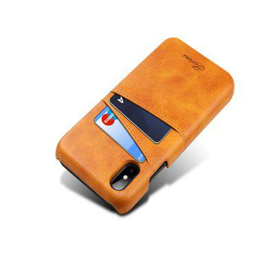 New for iPhone X Phone Shell for Creative Card Cover Holster Case