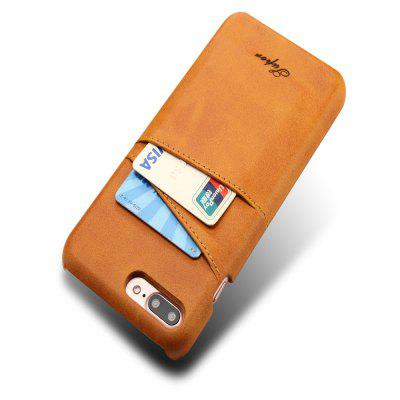 for iPhone 8 Plus Phone Holster Card Phone Case