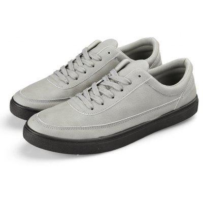Mens Sneakers Faux Leather Lace Up Durable ShoesCasual Shoes<br>Mens Sneakers Faux Leather Lace Up Durable Shoes<br><br>Available Size: 39,40,41,42,43,44<br>Closure Type: Elastic band<br>Embellishment: None<br>Gender: For Men<br>Outsole Material: Rubber<br>Package Contents: 1xShoes(pair)<br>Pattern Type: Others<br>Season: Spring/Fall<br>Toe Shape: Round Toe<br>Toe Style: Closed Toe<br>Upper Material: Pigskin<br>Weight: 1.8000kg