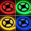 HML 5M Waterproof 72W 5050 RGB LED Strip Light with 20 Keys Music Remote Control And US Adapter - RGB
