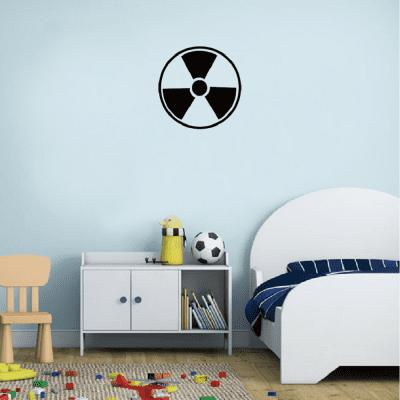 Sph-11 Nuclear Symbol Creative Pattern Wall Stickers Vinyl Decals Home DecorationWall Stickers<br>Sph-11 Nuclear Symbol Creative Pattern Wall Stickers Vinyl Decals Home Decoration<br><br>Art Style: Plane Wall Stickers, Toilet Stickers<br>Color Scheme: Black<br>Effect Size (L x W): 12  x 12cm<br>Function: Light Switch Stickers, Decorative Wall Sticker<br>Layout Size (L x W): 12  x 12cm<br>Material: Vinyl(PVC)<br>Package Contents: 1 x Wall Sticker<br>Package size (L x W x H): 13.00 x 13.00 x 1.00 cm / 5.12 x 5.12 x 0.39 inches<br>Package weight: 0.0600 kg<br>Product size (L x W x H): 12.00 x 12.00 x 0.01 cm / 4.72 x 4.72 x 0 inches<br>Product weight: 0.0500 kg<br>Quantity: 1<br>Subjects: Fashion,Vintage,Others,Letter,Cute,Cartoon,Music,Romance<br>Suitable Space: Living Room,Hotel,Kids Room,Pathway,Kids Room,Boys Room,Girls Room,Game Room<br>Type: Plane Wall Sticker