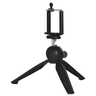 Handle Stabilizer Holder Tripod voor mobiele telefoon en digitale camera