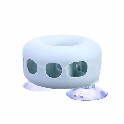 PP Take A Sucker Toothbrush HolderToothbrush &amp; Accessories<br>PP Take A Sucker Toothbrush Holder<br><br>Material: PP<br>Package Contents: 1 x Toothbrush Holder<br>Package size (L x W x H): 9.00 x 9.00 x 5.00 cm / 3.54 x 3.54 x 1.97 inches<br>Package weight: 0.0500 kg<br>Product size (L x W x H): 8.50 x 8.50 x 4.50 cm / 3.35 x 3.35 x 1.77 inches<br>Product weight: 0.0450 kg